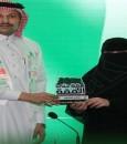 """""""آل الشيخ"""" يتدخل و""""أمير جازن"""" كرمها .. من هي المنتقبة التي أثارت دفاع الجميع؟!"""