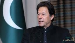 """""""عمران خان"""": رئيس هذه الدولة هو من كلفني بالوساطة بين السعودية وإيران"""