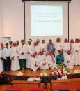 """بالصور… """"السلطان"""" يُكرّم 60 موظفًا من أبطال الصحة العامة بالأحساء"""