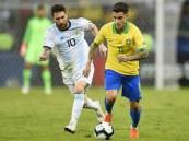 """الثامنة مساءً مواجهة """"البرازيل والأرجنتين"""" في السوبر كلاسيكو"""
