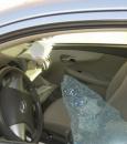 في الشرقية .. الإطاحة بمواطن امتهن تكسير زجاج المركبات وسرقة محتوياتها