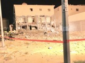 انهيار مبنى سكني بالدمام  و إصابة 13 وتضرُّر عدد من المباني والمركبات
