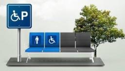 إشغال مقاعد المسنين وذوي الإعاقة يُعرضك للعقوبة