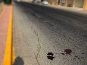 """بالصور.. قائد """"دراجة هوائية"""" يلفظ أنفاسه الأخيرة في حادث مأساوي بالشقيق!!"""