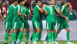 العراق تهزم الإمارات بثنائية وتتأهل إلى نصف نهائي خليجي 24