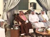 """سمو """"الرئيس الفخري"""" يُعزي في وفاة الشيخ """"شرعان بن شرعان"""""""