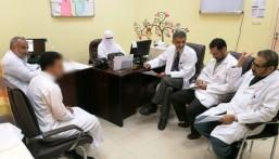 بالصور .. افتتاح عيادات تخصصية جديدة بمركز أمراض الدم الوراثية بالأحساء