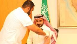 """حملة للتطعيم ضد الإنفلونزا في """"إمارة الأحساء"""""""