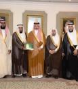 محافظ الأحساء يستقبل الهيئة الإشرافية للمركز الخيري لتعليم القرآن وعلومه