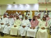 """ثانوية """"الإمام النووي"""" تُقيم برنامج """"ارتقاء"""" بحضور وكيل المحافظة"""