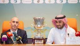 """رئيس هيئة الرياضة ورئيس الاتحاد الإسباني لكرة القدم يكشفان عن تفاصيل """"السوبر الإسباني"""""""