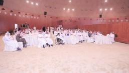 """خدمات ذوي الإعاقة في """"حقوق الملك فيصل""""…"""