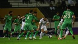 """بالصور .. """"الشباب"""" يضع قدمًا في نصف نهائي كأس محمد السادس للأندية الأبطال"""