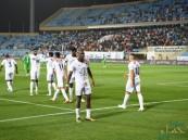 بالفيديو .. اسبيريا يقود الشباب للفوز على الأهلي