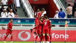 """""""البحرين"""" تعبر """"العراق"""" وتتأهل لنهائي كأس الخليج"""
