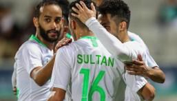 المنتخب السعودي يواجه قطر في دور نصف النهائي من خليجي24