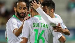 """المنتخب السعودي يصطدم بـ""""القطري"""" في نصف نهائي """"خليجي 24"""""""