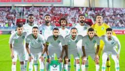 الأخضر يواجه البحرين غداً في نهائي خليجي 24