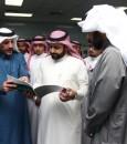 """بالصور… """"الجعفري"""" وكيل محافظة """"الأحساء"""" يزور مركز النخيل والتمور بالأحساء"""