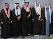 """بالصور… أسرة الحماد تحتفل بزواج ابنها """"سعود"""""""