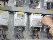 الكهرباء: 3مراحل زمنية للانتهاء من تركيب العدادات الذكية