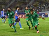 بالصور .. الطريق نحو الأولمبياد.. السعودية تفوز على اليابان وتتصدر المجموعة