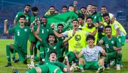 الأخضر الأولمبي يلاقي أوزباكستان في نصف النهائي