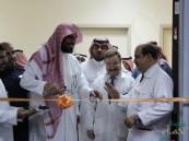 بعد تحسين البنية التحتية .. افتتاح قاعة المحاضرات في مستشفى سعود بن جلوي