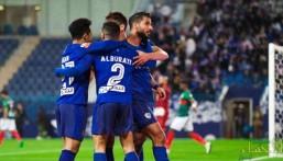 الشهري يتوهج ويقود الهلال لعبور الاتفاق نحو نصف نهائي كأس الملك