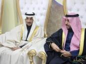 """بالصور… بحضور أبناء الأمير عبدالعزيز بن سعد """"السعيّد"""" عريسًا"""