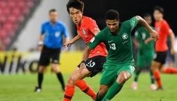 بالصور .. المنتخب السعودي يخسر لقب كأس آسيا تحت 23 بالسقوط أمام كوريا في النهائي