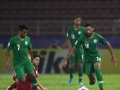 """""""المنتخب السعودي الأولمبي"""" يستمر في صدارة المجموعة الثانية بتعادله مع قطر في كأس آسيا 2020"""