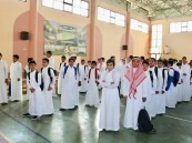 تعليم الأحساء يبدأ الفصل الثاني باستقبال ما يزيد عن 200 ألف طالب وطالبة