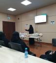 """""""الأسعافات الأولية""""… ورشة عمل بمدينة الأمير عبدالله بن جلوي"""