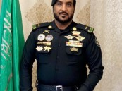 """مدير دوريات الأمن بالدمام يقلد """"الفزيع"""" رتبته الجديدة"""