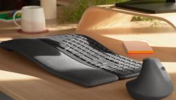 """Logitech"" تكشُف عن لوحة مفاتيح Ergo K860 الجديدة"