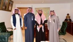 """وكيل محافظة الأحساء يطلع على أعمال """"تعداد السعودية"""" 2020م"""