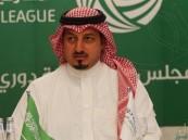 المسحل: نسعى لوضع بصمة للكرة السعودية في أولمبياد طوكيو