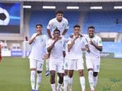 المنتخب السعودي يستهل مشواره في بطولة كأس العرب لمنتخبات الشباب برباعية في مرمى فلسطين