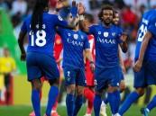 """بهدفي """"جوميز"""" الهلال يقلب النتيجة ويفوز على شباب الأهلي دبي"""