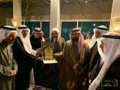 """بالصور… وكيل محافظة الأحساء """"الجعفري"""" يُشرف حفل أسرة العبدرب الرضا"""