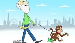 داروين والقرد…!!
