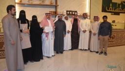 """بالصور… """"عمل الأحساء"""" يحتفي بعدد من الشباب السعودي الطموح"""