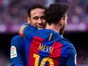 ميسي يضغط على برشلونة لإعادة نيمار