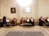 """بالصور … الأمير عبدالعزيز بن جلوي في ضيافة """"الحماد"""""""