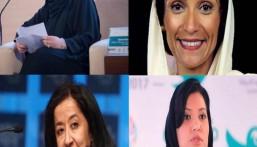 سعوديات خطفن الأضواء… خلال 3سنوات ماضية