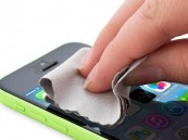 إرشادات مفيدة لتنظيف شاشة الهاتف