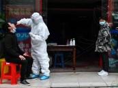 الصين تسجل ارتفاعًا يوميًا جديدًا في حالات الاصابة بكورونا