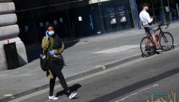 بريطانيا تعلن تسجيل 828 وفاة جديدة بكورونا