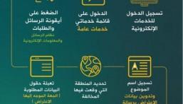 """عبر منصة """"أبشر"""".. الأمن العام يستقبل طلبات الاعتراض على مخالفات منع التجول"""